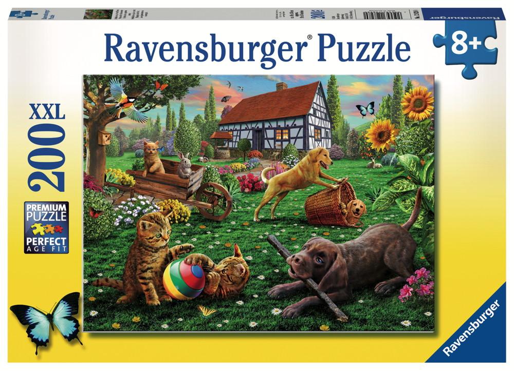 Xxl Puzzle Kinder