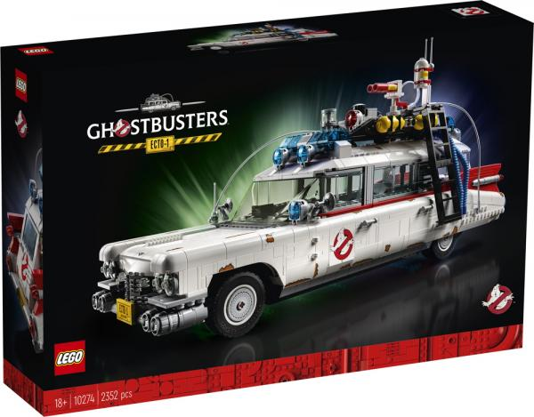 LEGO® Icons Ghostbusters™ ECTO-1 2352 Teile 10274