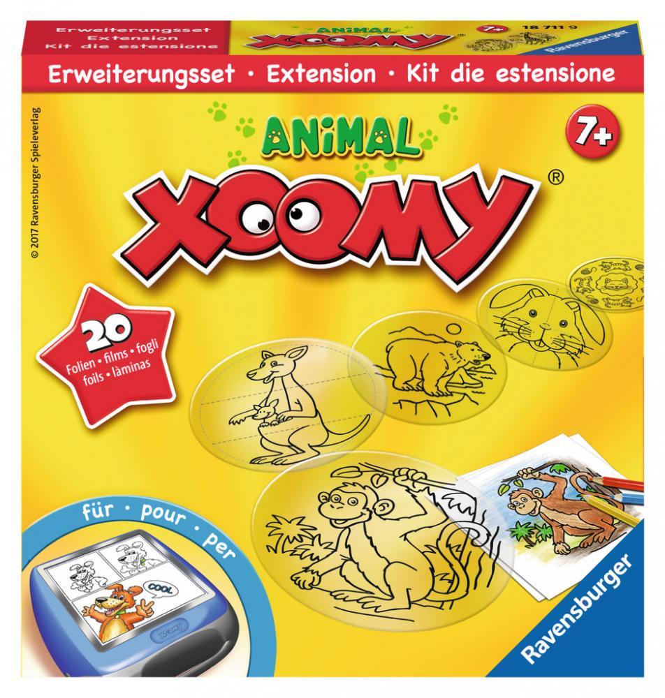 Ravensburger Creation Zeichnen Erweiterung Animal für alle XOOMY Geräte 18711 18539