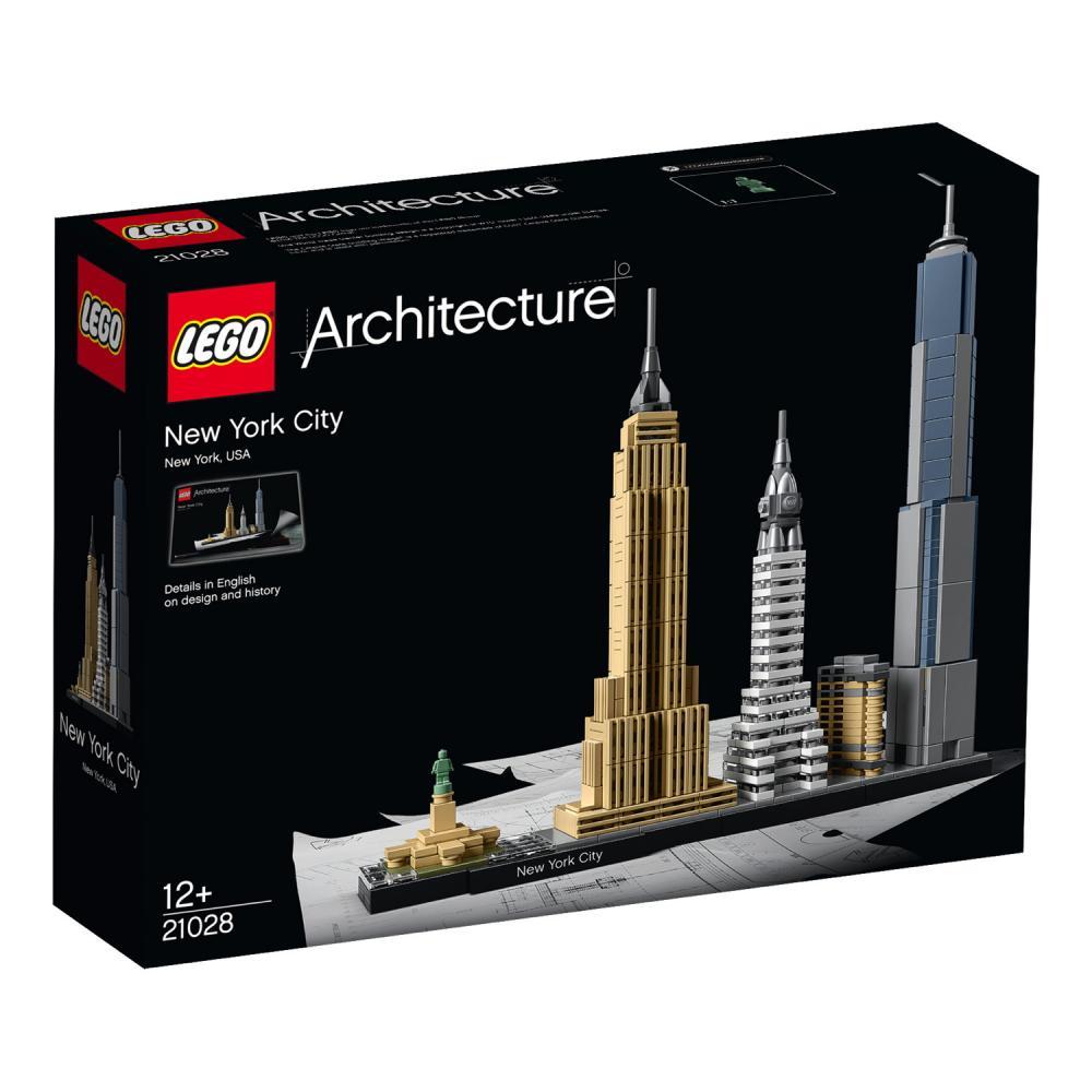 LEGO® Architecture New York City 598 Teile 21028