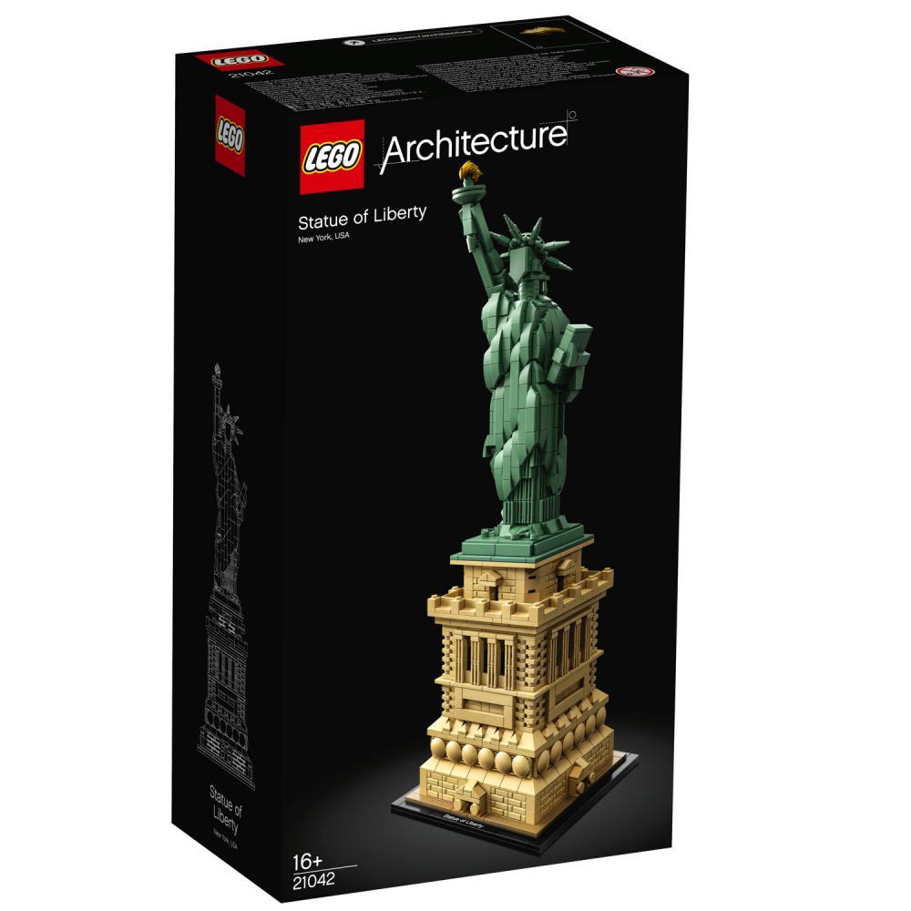 LEGO® Architecture Freiheitsstatue 1685 Teile 21042