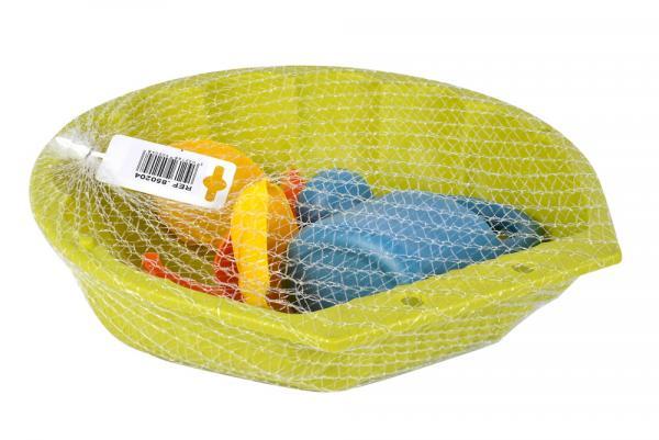 Smoby Outdoor Spielzeug Sand & Strand Wasserspielmuschel mit Zubehör 7600850204