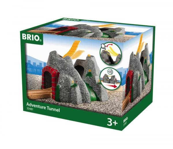 Brio World Eisenbahn Tunnel Magischer Tunnel 33481