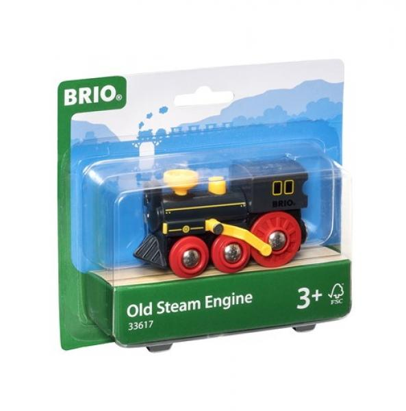 Brio World Eisenbahn Lok Westernlok 33617