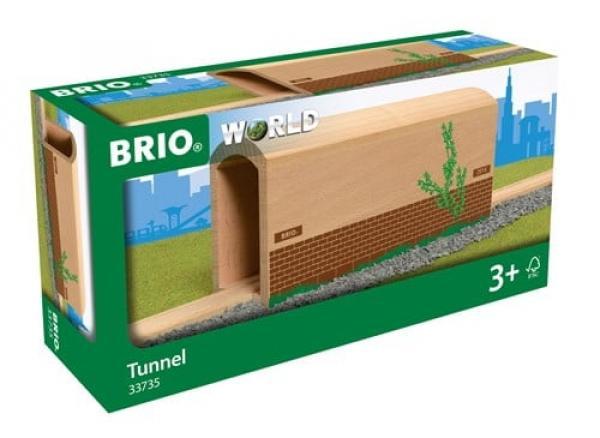 Brio World Eisenbahn Tunnel Hoher Holz-Tunnel 33735