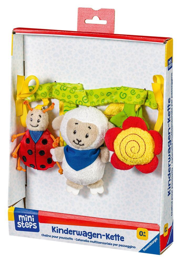 Ravensburger ministeps Spielzeug Kinderwagen-Kette 04157