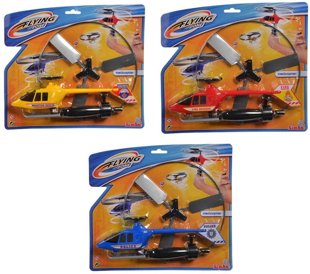 Simba Outdoor Spielzeug Flugspiel Helikopter zufällige Auswahl Flying Zone 107207941