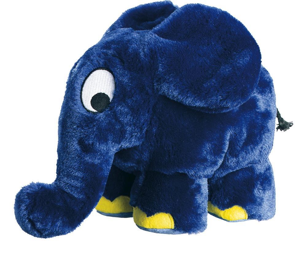 Schmidt Spiele Plüsch Stofftier Die Maus Elefant 22 cm 42189