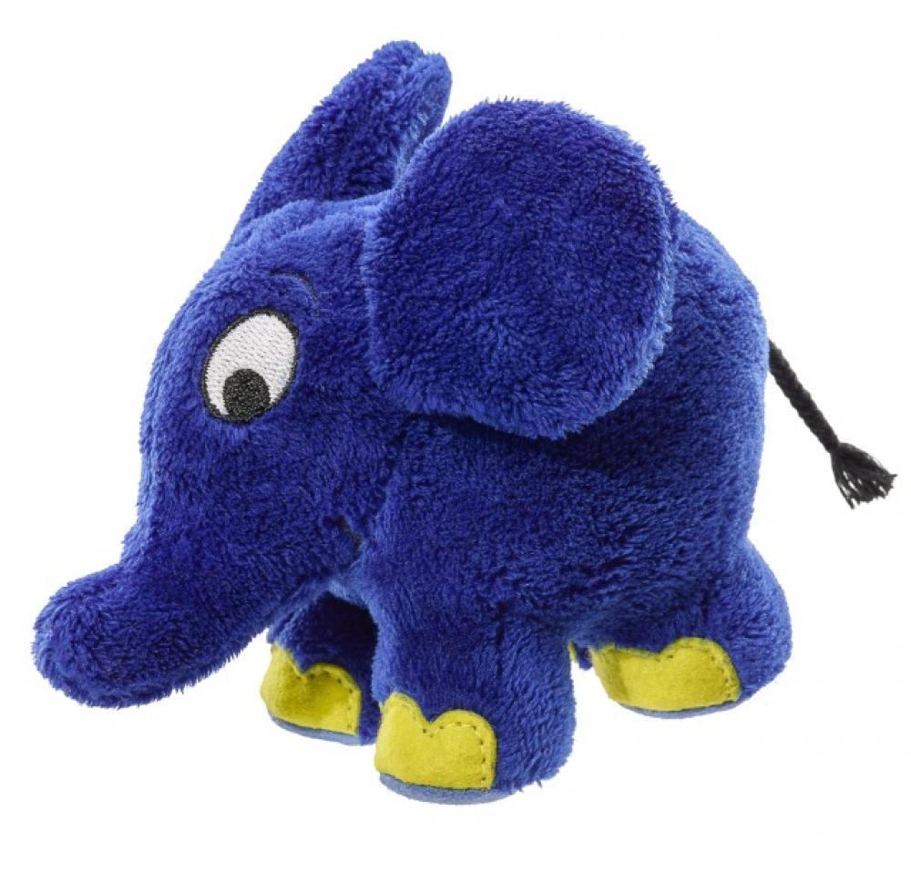 Schmidt Spiele Plüsch Stofftier Die Maus Elefant 12 cm 42602