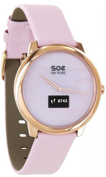 Xlyne Pro Smartwatch X-Watch Soe XW Pure gold Android IOS light rose gold 54028