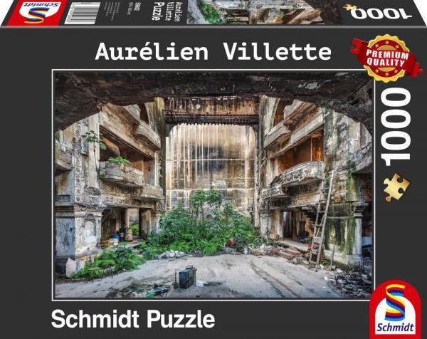 1000 Teile Schmidt Spiele Puzzle Aurélien Villette Kubanisches Theater 59682