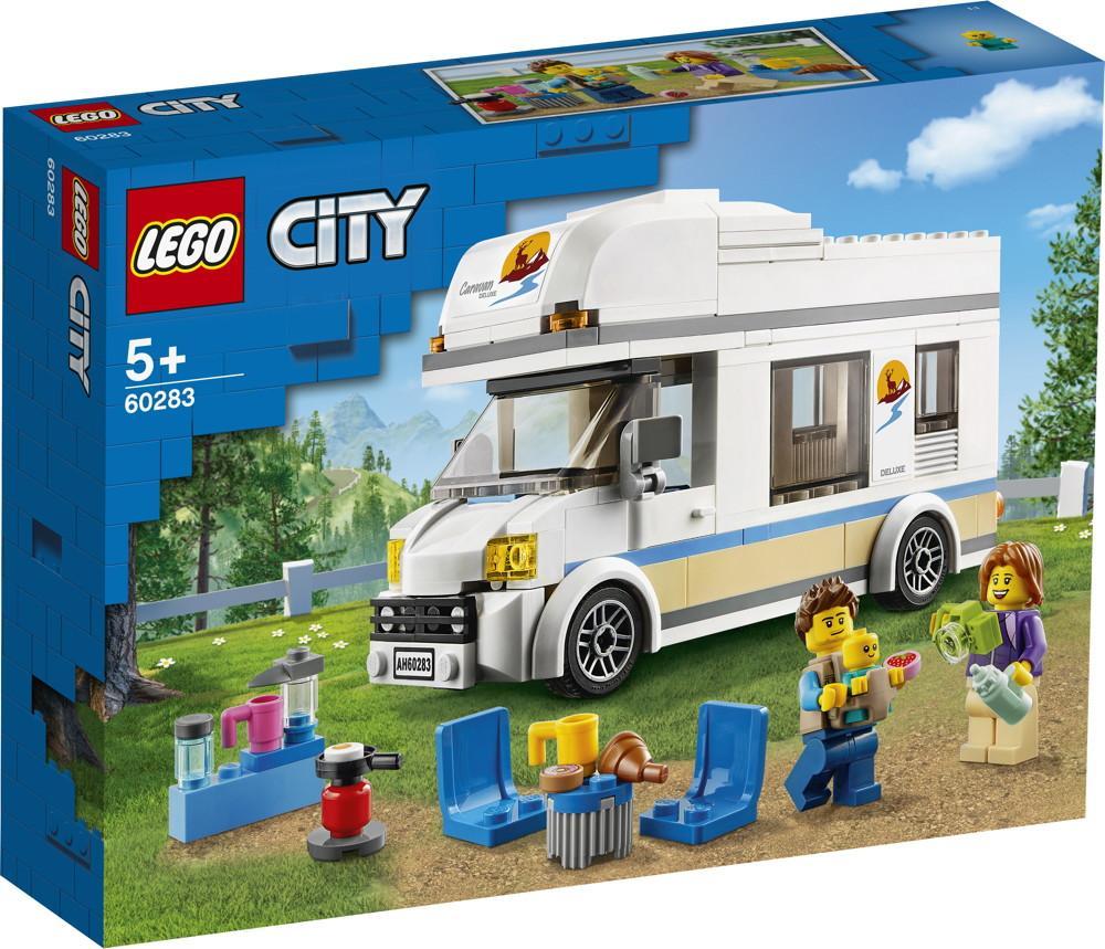 LEGO® City Ferien-Wohnmobil 190 Teile 60283