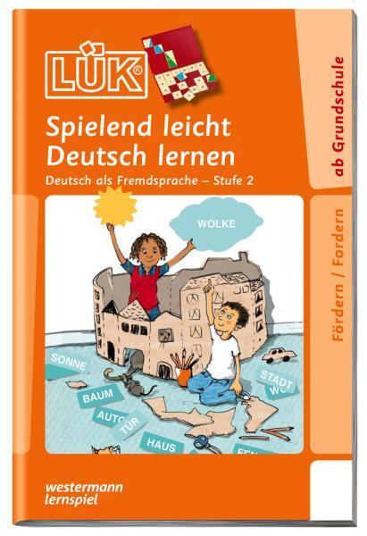 LÜK Buch Deutsch als Fremdsprache 2 ab 6 Jahren 4712