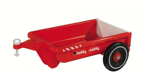 BIG Outdoor Spielzeug Anhänger Bobby Car Bobby Caddy rot 800056292