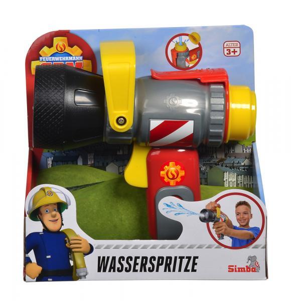 Simba Outdoor Wasserspielzeug Wasserpistole Feuerwehr Fireman Sam 109250748