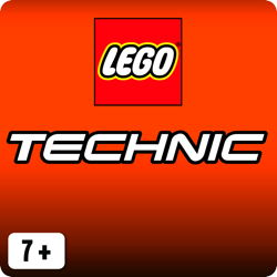 Lego Technic Sortiment